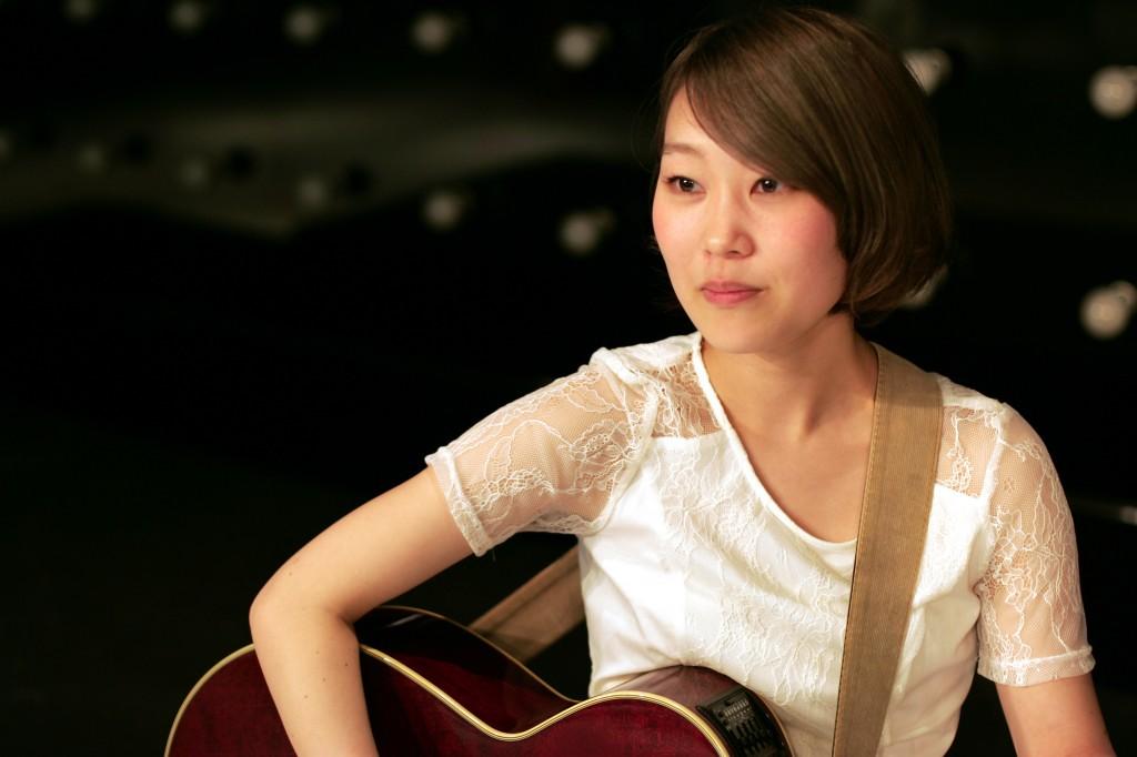 ギターと美慶さん