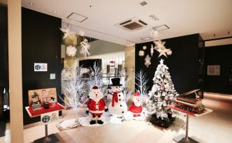 4Fクリスマス装飾
