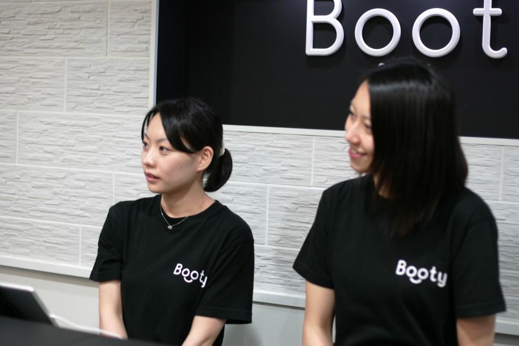 コスプレスタジオBooty 店員さん
