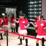 札幌のご当地アイドル『Teamくれれっ娘!』がノルべサ3Fイベントスペースにやってきたの巻その2