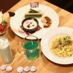MIRAI.ST cafe & kitchen x SNOW MIKU 2018 スペシャルコラボメニューを全部食べてみた件