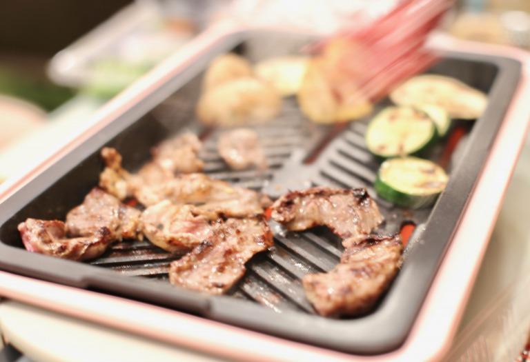 the camp焼肉