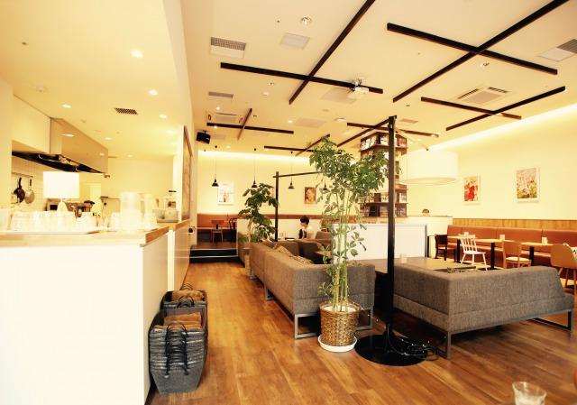 ミライストカフェ
