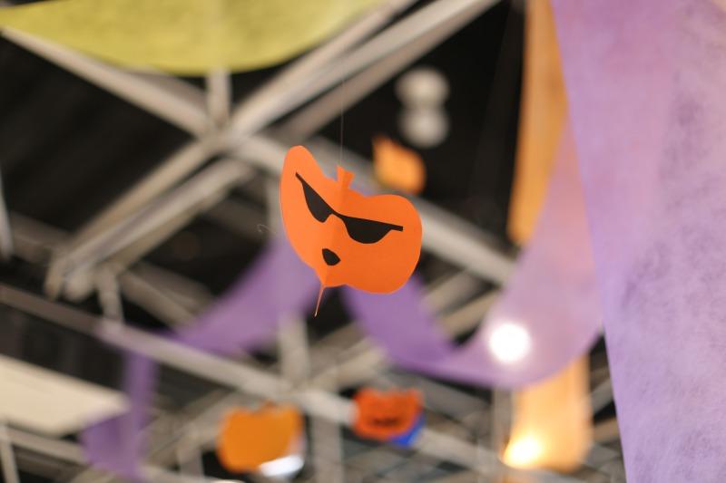 個性的なかぼちゃ