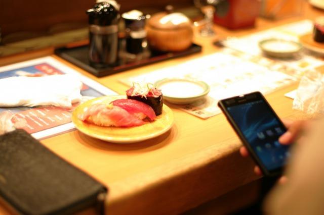 北海道の寿司